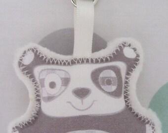 Luka Panda keychain