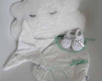 baby boy mint gift box