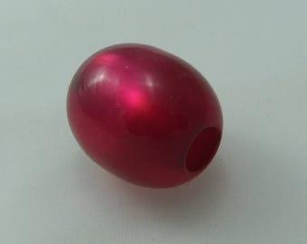 Olive polaris 20 x 22 mm shiny pink
