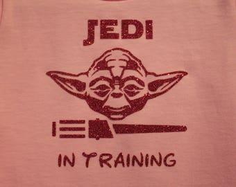 Jedi in Training Child's T-Shirt