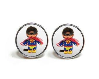 Stud Earrings earrings kiki