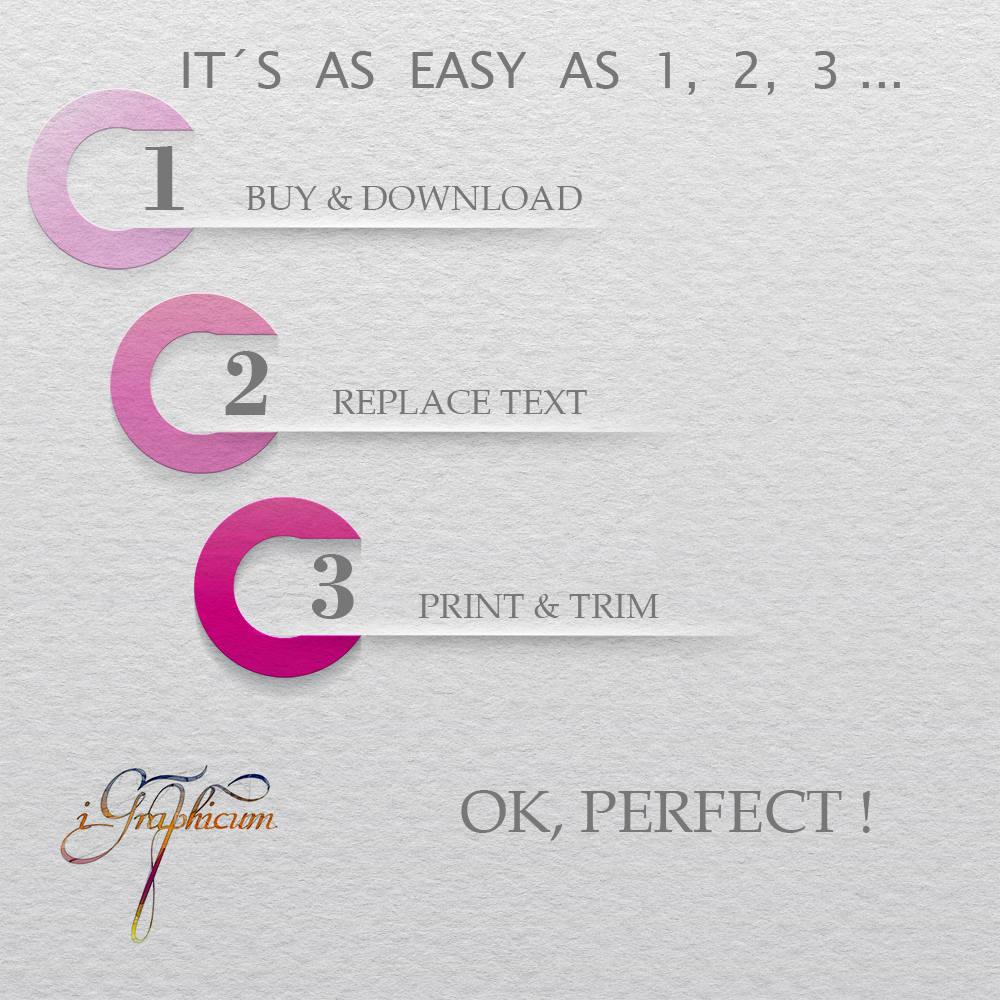 Details card, Details template, wedding invitation, wedding details ...