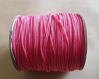 1.5 pink nylon thread