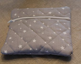 Stars padded pouch