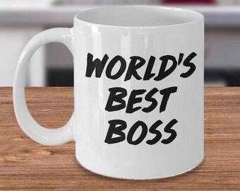 worlds best boss, boss mug, best boss ever mug, boss coffee mug, boss gift, big boss mug, boss lady mug, best boss mug, boss gift, the boss