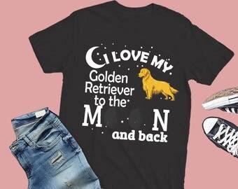 Golden Retriever shirt, Golden Retriever tee, Golden Retriever gift, Golden Retriever tshirt, Golden Retriever tshirt