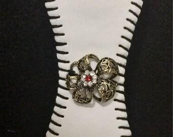 Marine Corps Cuff Bracelet