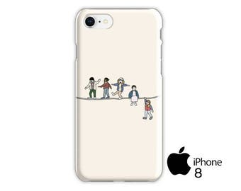 Stranger Things The Acrobats iPhone 8 Plus, iPhone 8, iPhone 7 Plus, iPhone 7, Samsung Galaxy S8 Plus, S8, S7 Edge, S7, S6 Edge, S6 Case