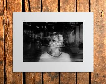 Woman - Analog Photography