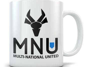 District 9 Mug - Great Movie Gift for Fans of District 9 - Sanctuary Park Alien Relocation Camp Company
