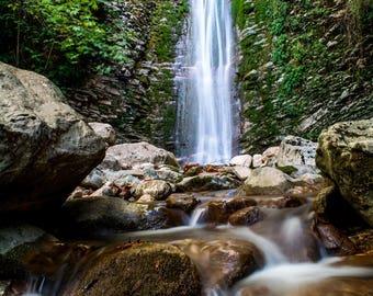 nature photography, nature prints, photography prints, nature art, wall art, prints, art prints, river rocks, landscape rocks, cascade