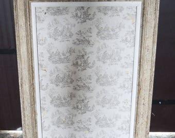 Great old wooden antique frame