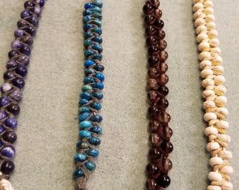 Suede Braid Bracelet