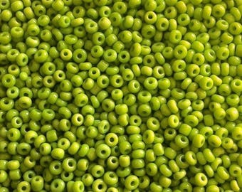 10 green pistachio seed gr 2mm♥ ♥