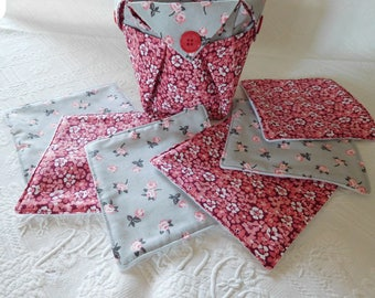 SALE 10% six wipes great eco-friendly demaquillantes models and origami folding bag.