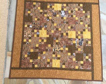 Puzzle African patchwork