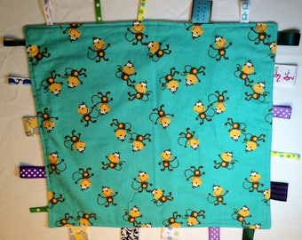 Snuggie Blankie , Baby or Toddler Blanket