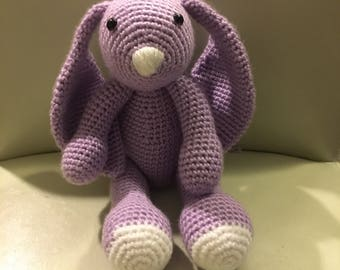 Lavender the bunny