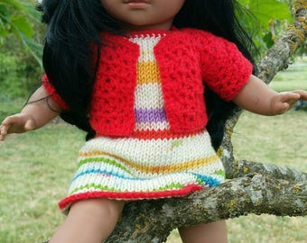 my Vanilla Corolle doll clothing