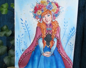 Original - Frozen. Anna