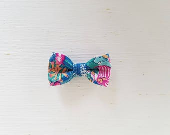 Hair clip baby Click - Clack little knot Liberty Jungle number 2