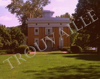 "Wall Art Print Photograph - ""Lanier Mansion"""