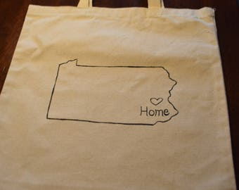 Personalized Home State - Pick your state and city