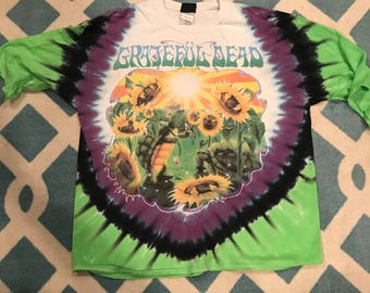 Grateful Dead Turtle Tshirt