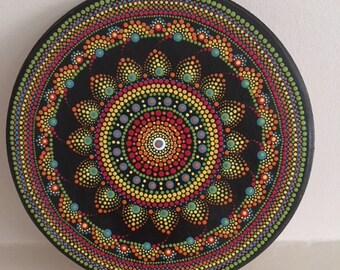 Dot Art Mandala