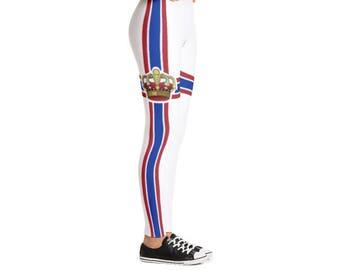 Yogi & Pie Royal Union Jack Yoga Leggings