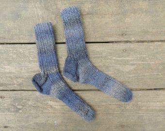Knit Socks - women's shoe size 5-6 1/2