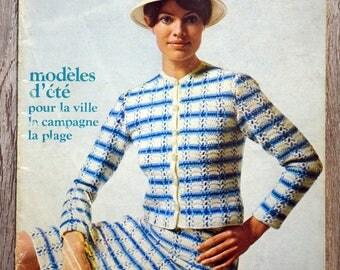 Your magazine knitting 145 - summer (Vintage) magazine