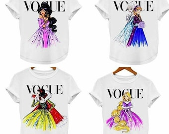 Woman Disney princess t-shirt / Statement Tee / Graphic Tee / Statement Tshirt / Graphic Tshirt / T shirt