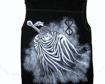 berserk vintage vest
