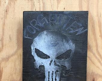 Punisher plaque