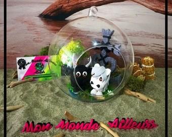 Glass Ball - Camargue Emblems
