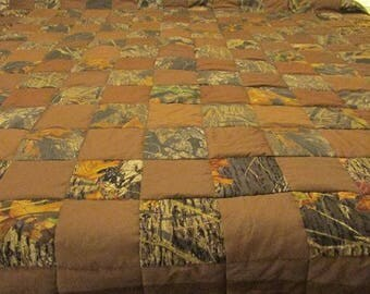 Mossy oak quilt | Etsy : mossy oak quilt - Adamdwight.com