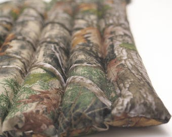 Cedarwood Oil Infused Camo Heating Pad
