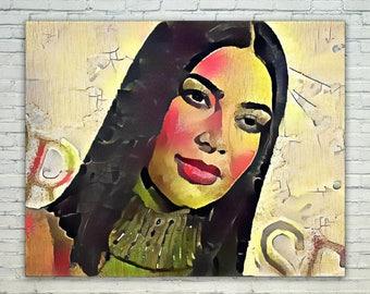 Kim Kardashian - KimK Poster,Kim Kardashian West Art,Kim Kardashian Print,Kim Kardashian Poster,Kim Kardashian Merch,Kim Kardashian Wall Art