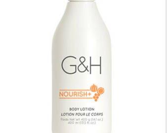 G&H Nourish+™ Body Lotion - pure romance body lotion - pure fiji body lotion