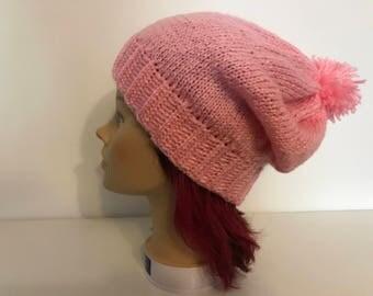 Pink hood - Bobble