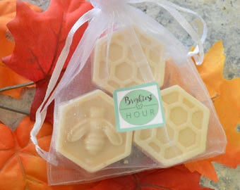 Milk and Honey Guest Soaps