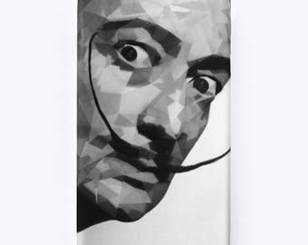 Man face phone case