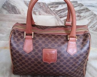 Authentic Celine Paris Handbag Speedy Made in Italy