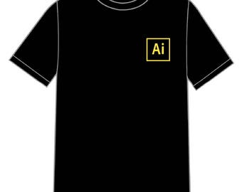 Adobe Illustrator Shirt