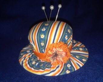hat pin cushion