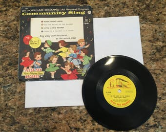 Peter Pan Records: Community Sing