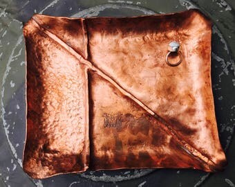 Copper Rolling/Jewelry Tray