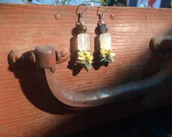Healingstone earrings
