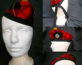 Irish Hat (Gingham)